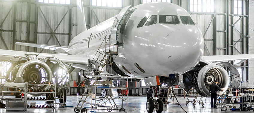 Stainless Steel For Aircraft & Aerospace Industry