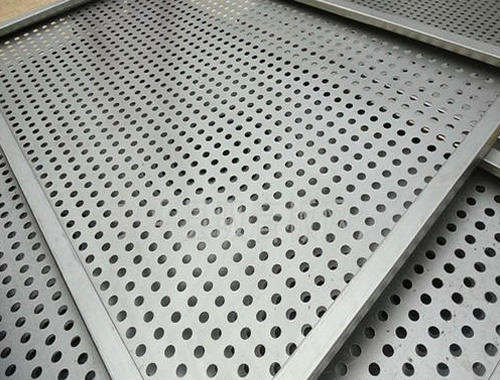 201Stainless Steel Perforated Sheet