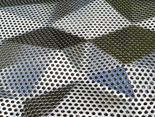 304HStainless Steel Perforated Sheet