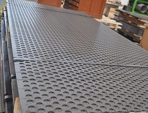 High Nickel Alloy Perforated Sheets