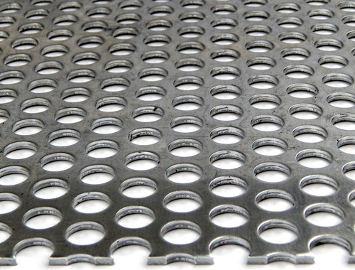 High Nickel Perforated Sheets