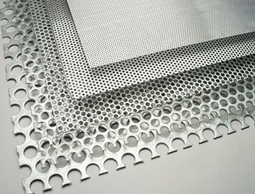 SS 201 Perforated Sheet