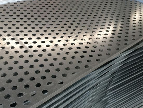 316L Stainless Steel Perforated Sheet