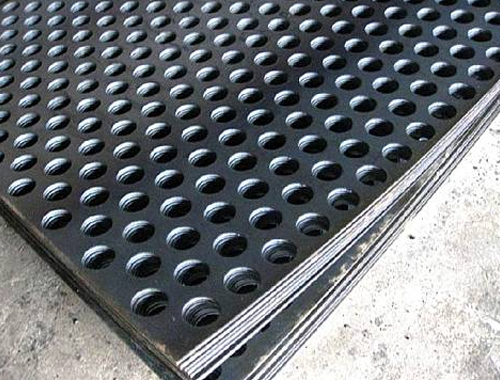316Ti Stainless Steel Perforated Sheet