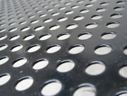 420 Stainless Steel Perforated Sheet
