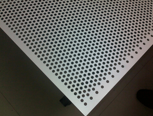 441 Stainless Steel Perforated Sheet