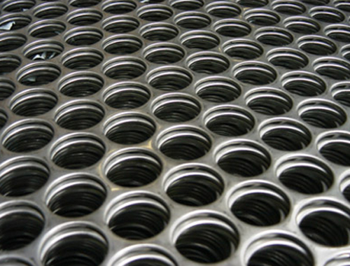 SS 410S Perforated Sheet