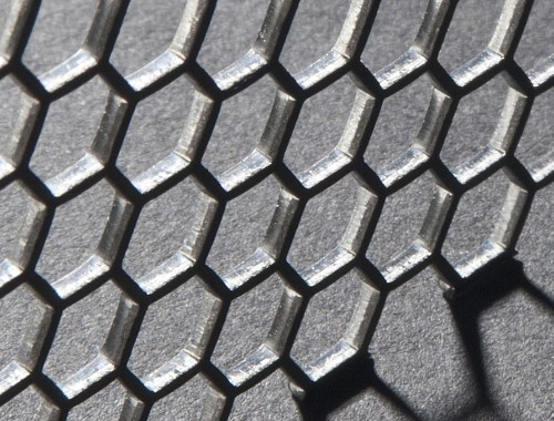 SS 420 Perforated Sheet