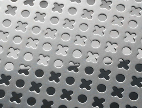 SS 430 Perforated Sheet
