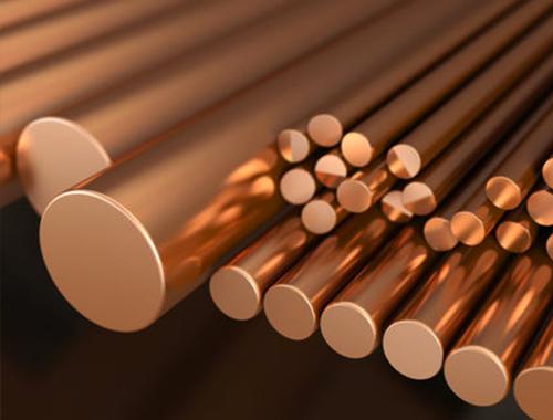 Copper Bars & Rods Supplier